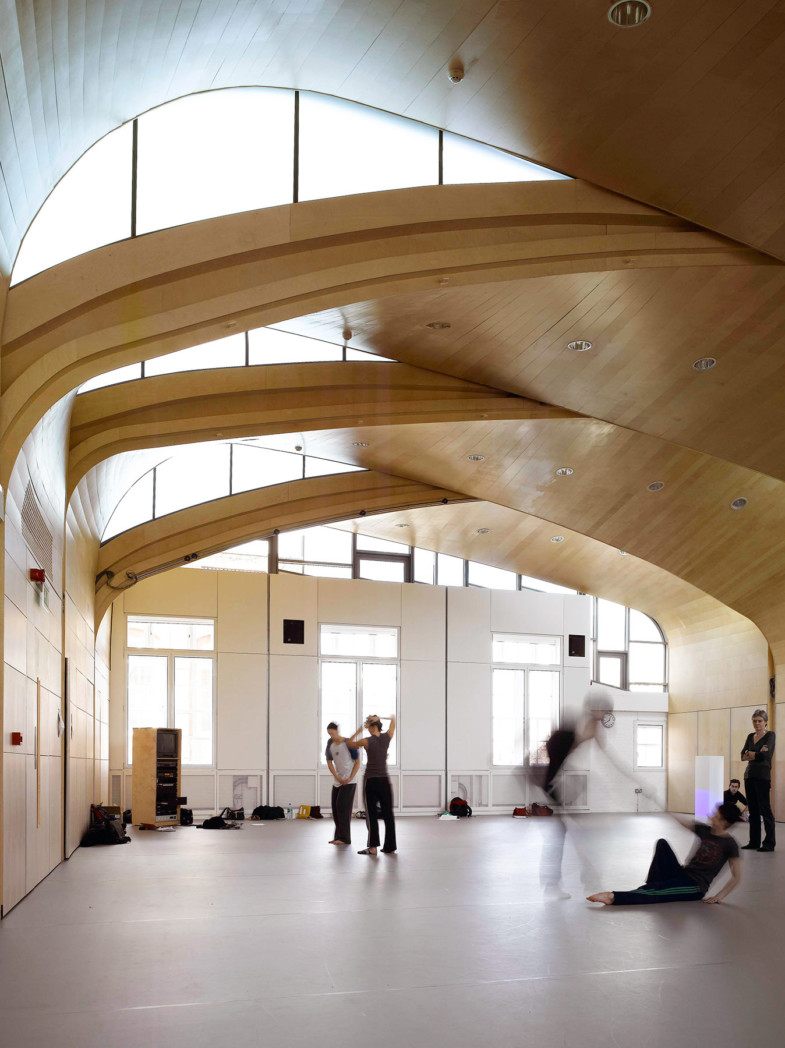 Sarah-Wigglesworth-Architects Siobhan-Davies-Dance Studio 1800