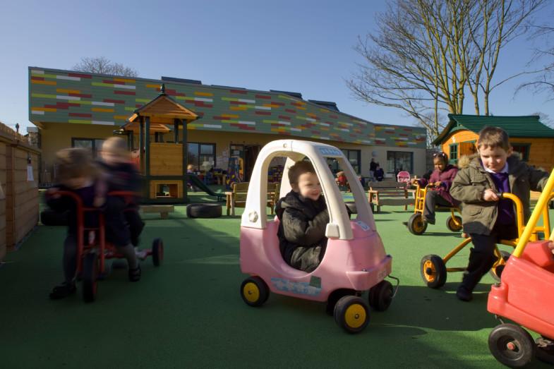 Sarah-Wigglesworth-Architects Heathfield External Playground 3600
