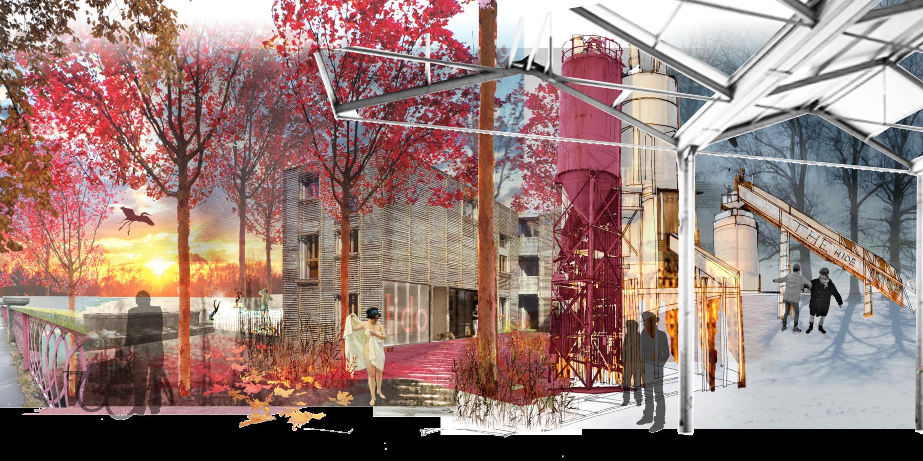 Sarah-Wigglesworth-Architects Soar Island 3600
