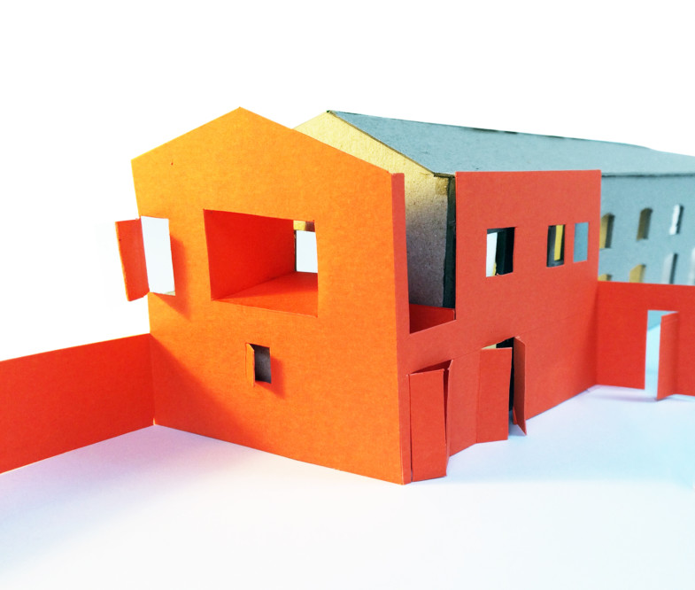 Sarah-Wigglesworth-Architects Cell-Projects Model
