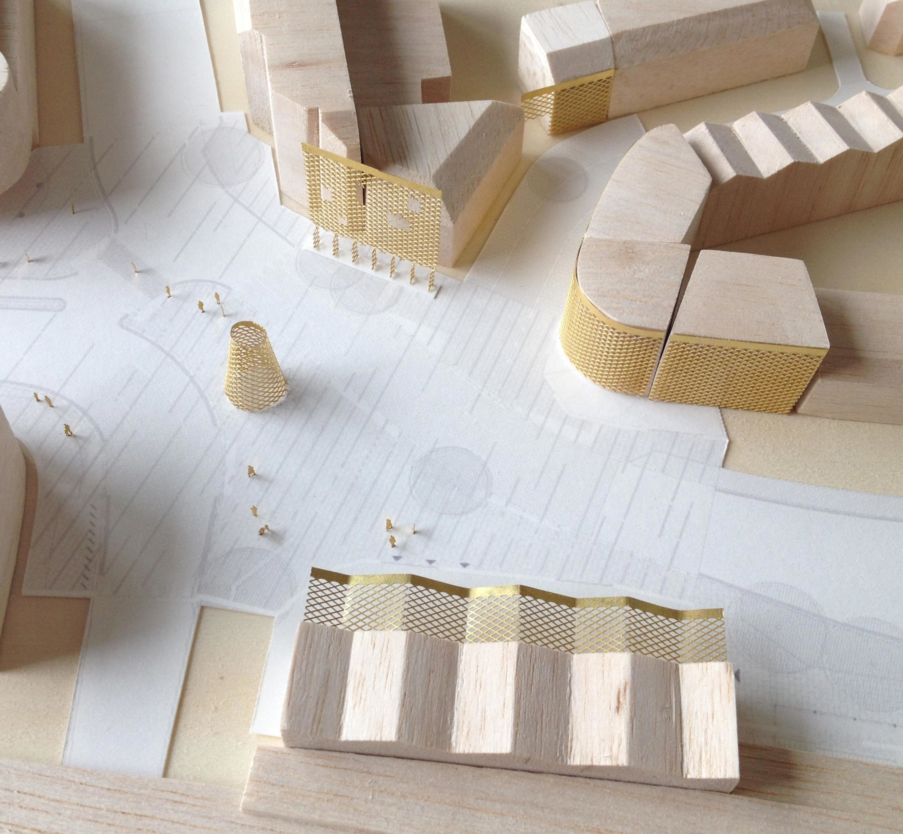 Sarah-Wigglesworth-Architects Kingston-Mini-Holland Context Model 3600