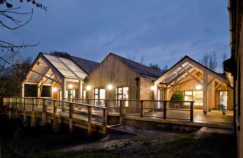 Sarah-Wigglesworth-Architects Mellor Night 1800