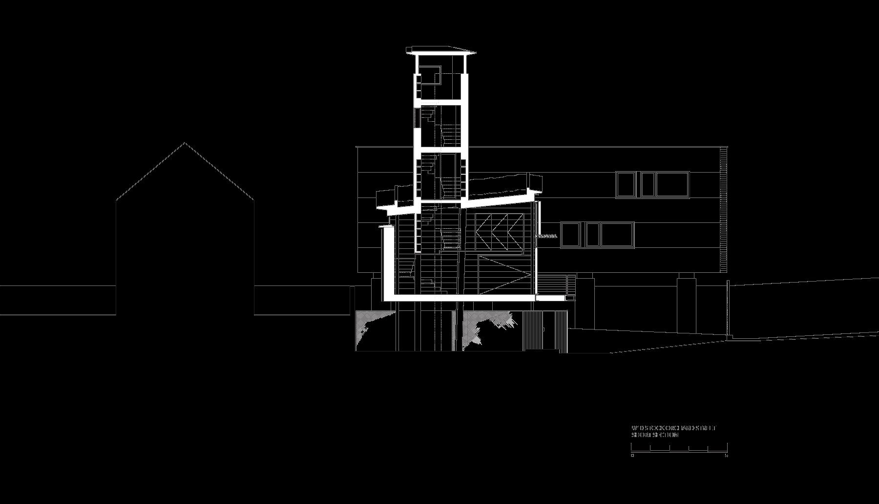 Sarah-Wigglesworth-Architects Stock-Orchard-Street short-section 1800