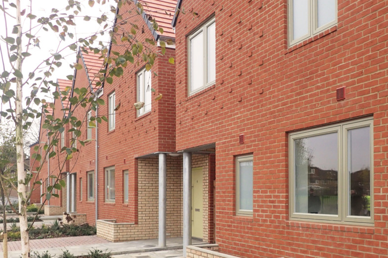 Sarah-Wigglesworth-Architects Harrow-Affordable-Housing 1800