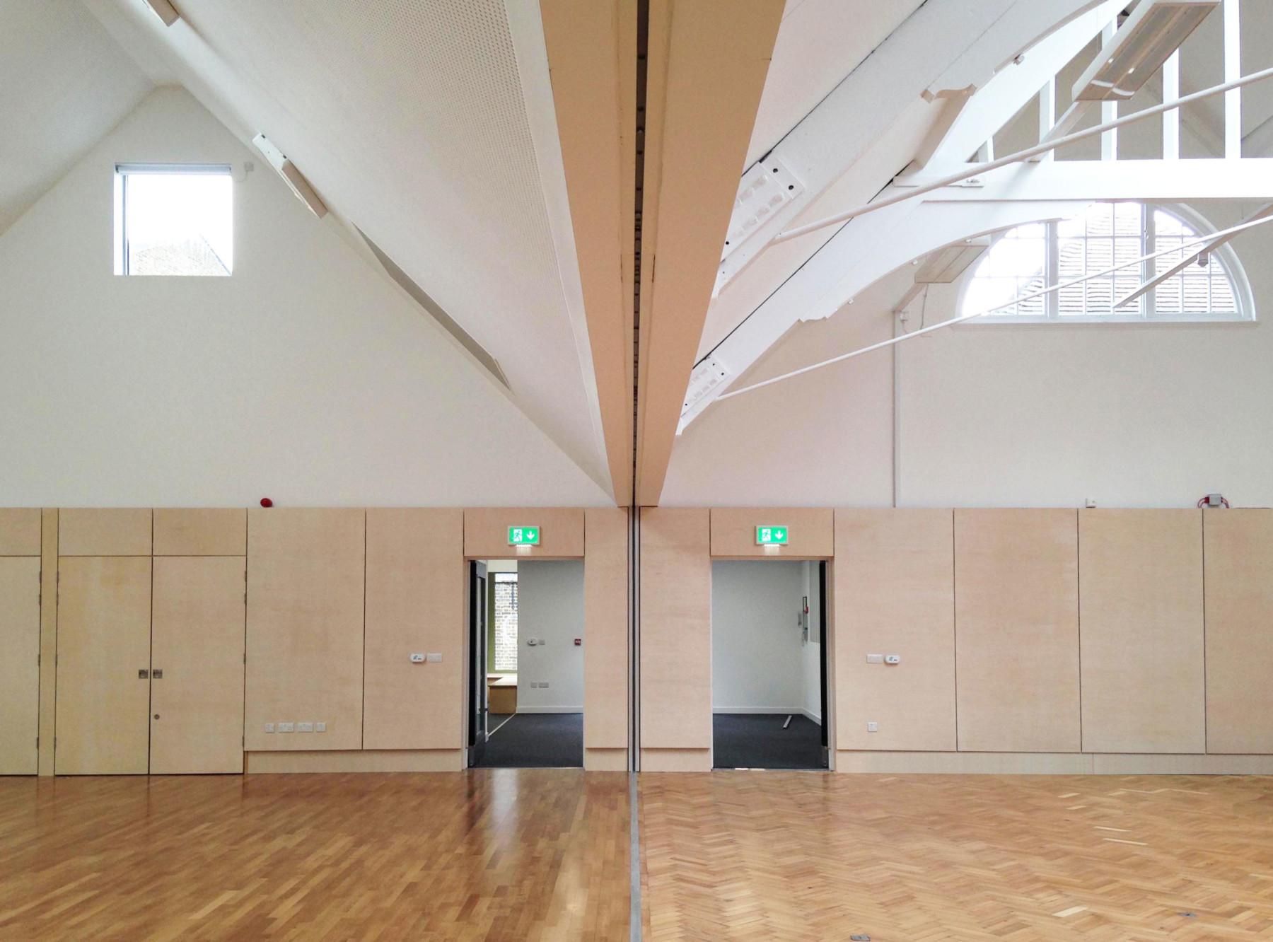Sarah-Wigglesworth-Architects Kingsgate School hall 3600