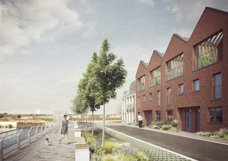 Sarah-Wigglesworth-Architects Trent-Basin Basin-Front-CGI 3600