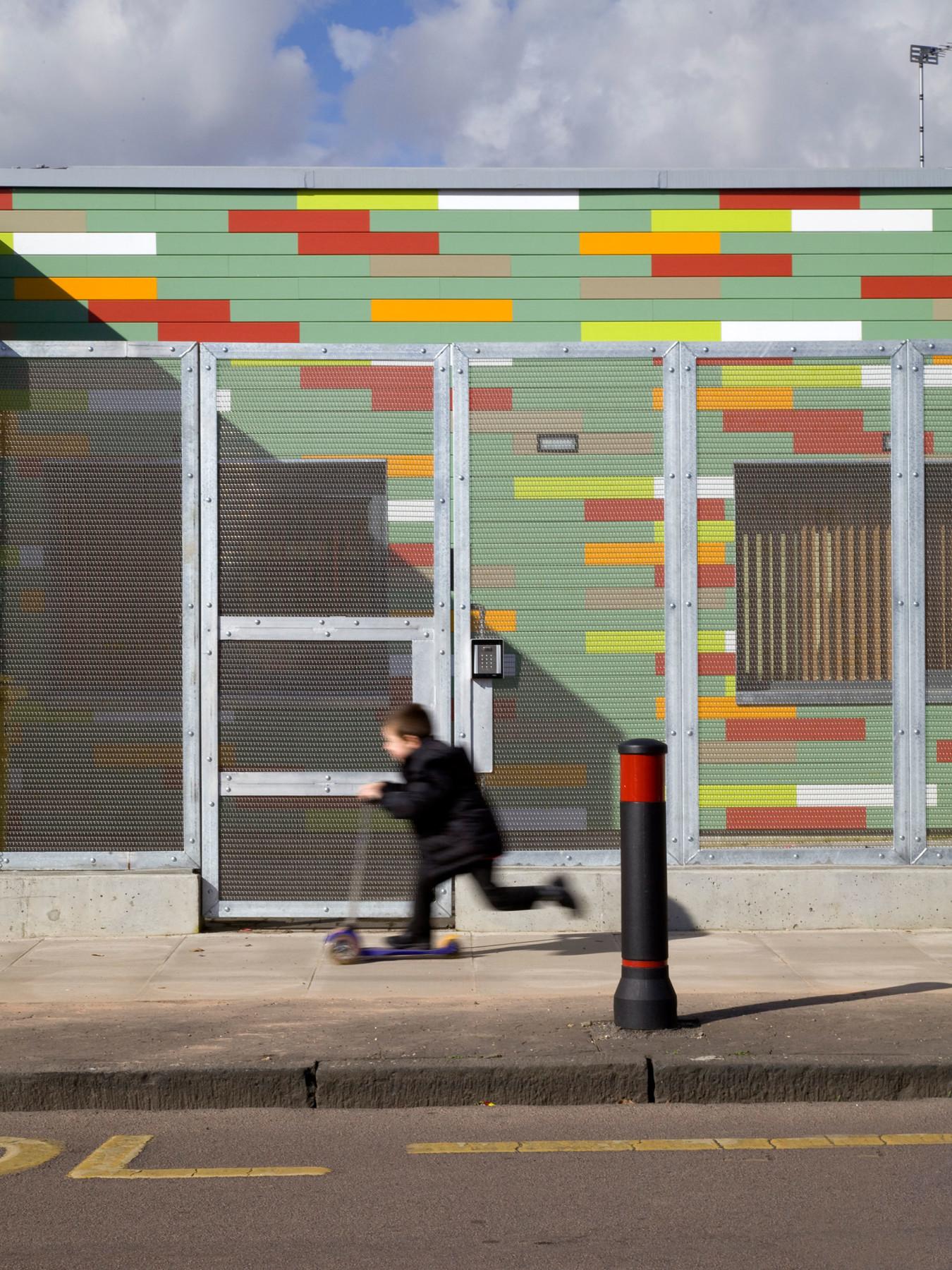 Sarah-Wigglesworth-Architects Heathfield External Boy Scooter 1800