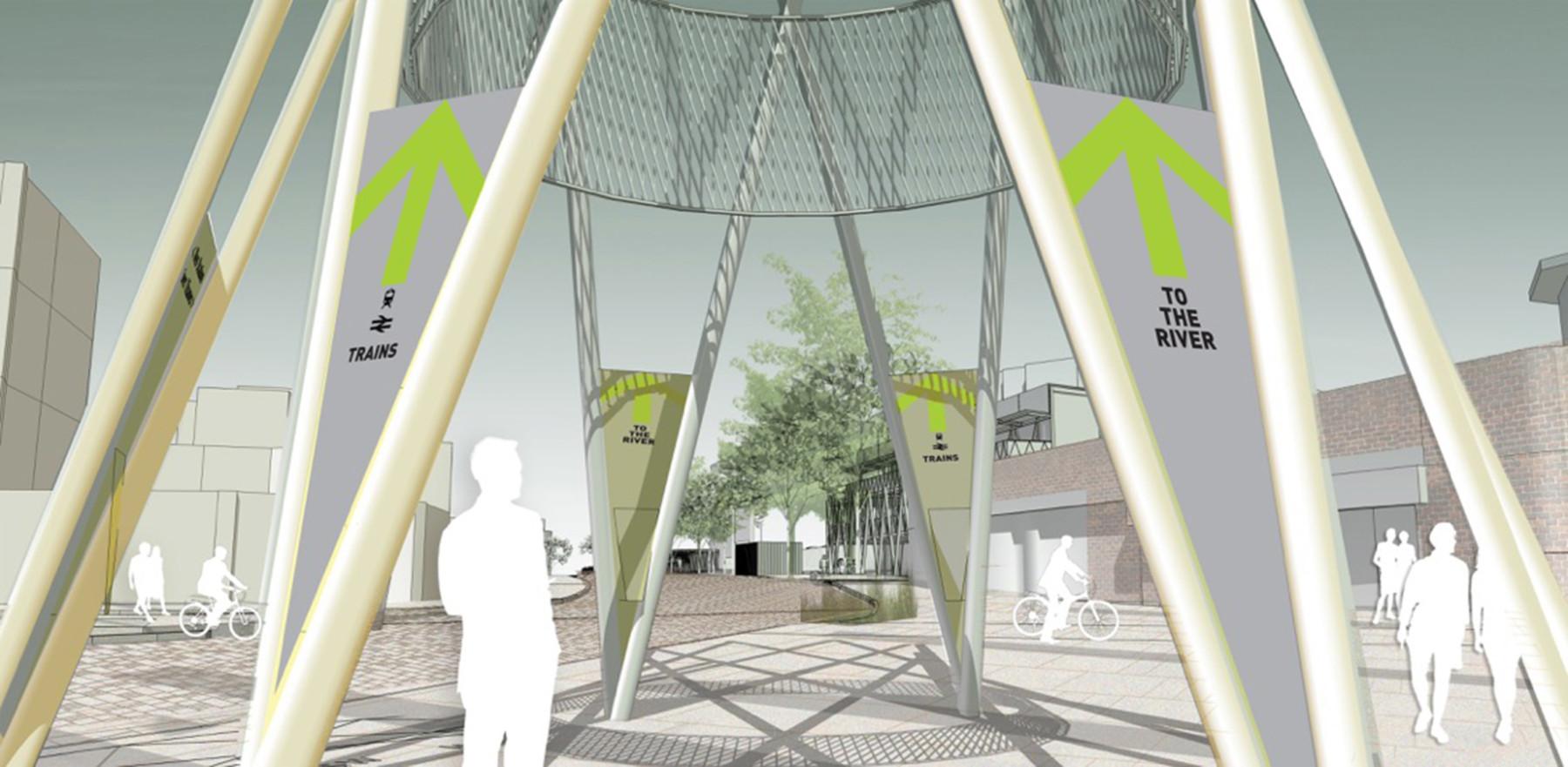 Sarah-Wigglesworth-Architects Kingston-Mini-Holland Beacon 5 Detail 3600