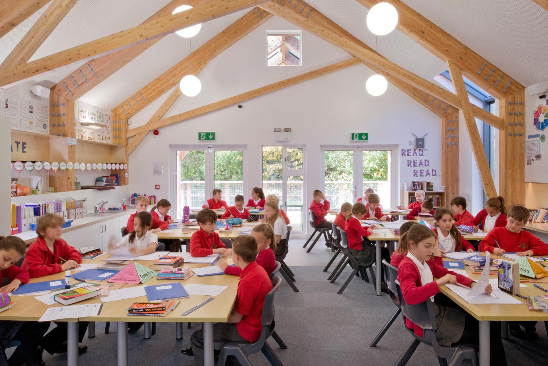 Sarah-Wigglesworth-Architects Mellor Classroom 3600