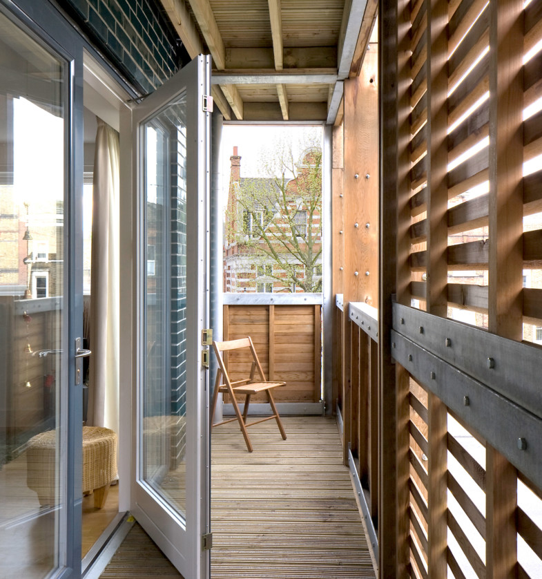 Sarah-Wigglesworth-Architects Wardroper Southwark Structure Balcony 1800