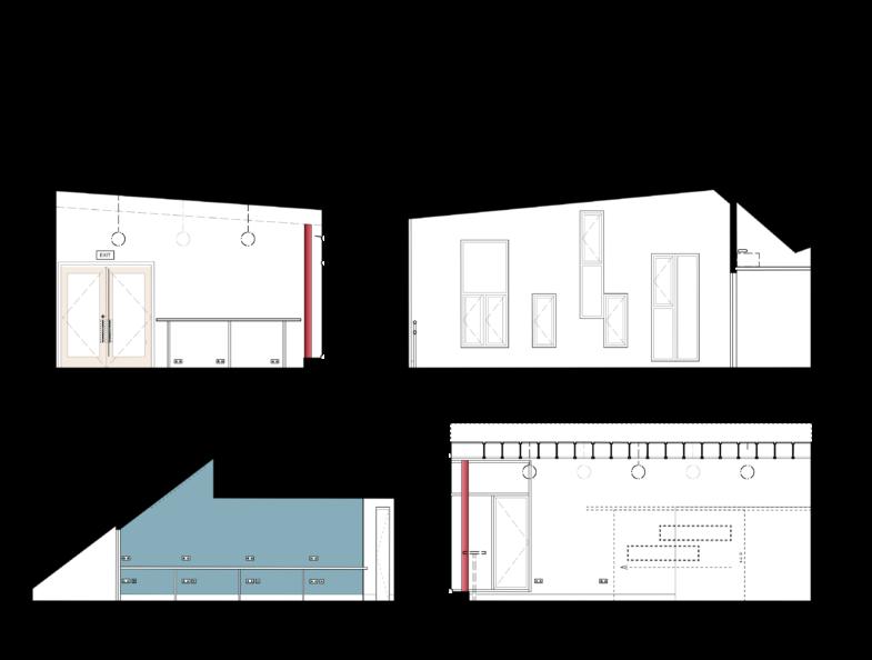 Sarah Wigglesworth Architects Highbury Roundhouse Layouts 2