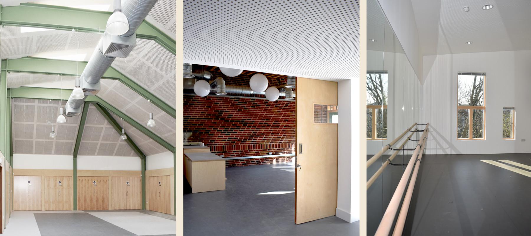 Sarah Wiggelsworth Architects Internal Images
