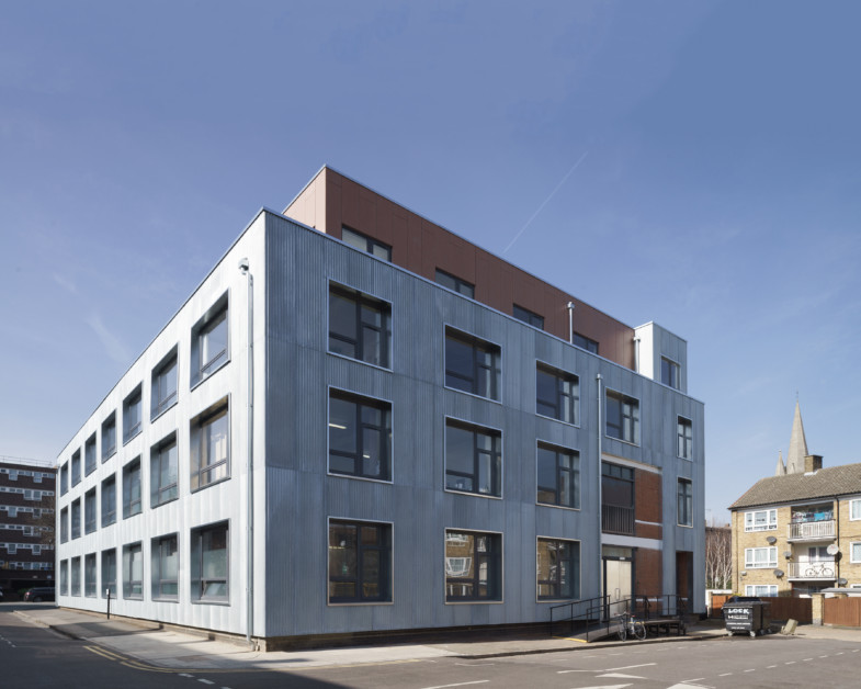 Sarah-Wigglesworth-Architects Deborah-House-Studios Street-View MH-013-Edit–COVER