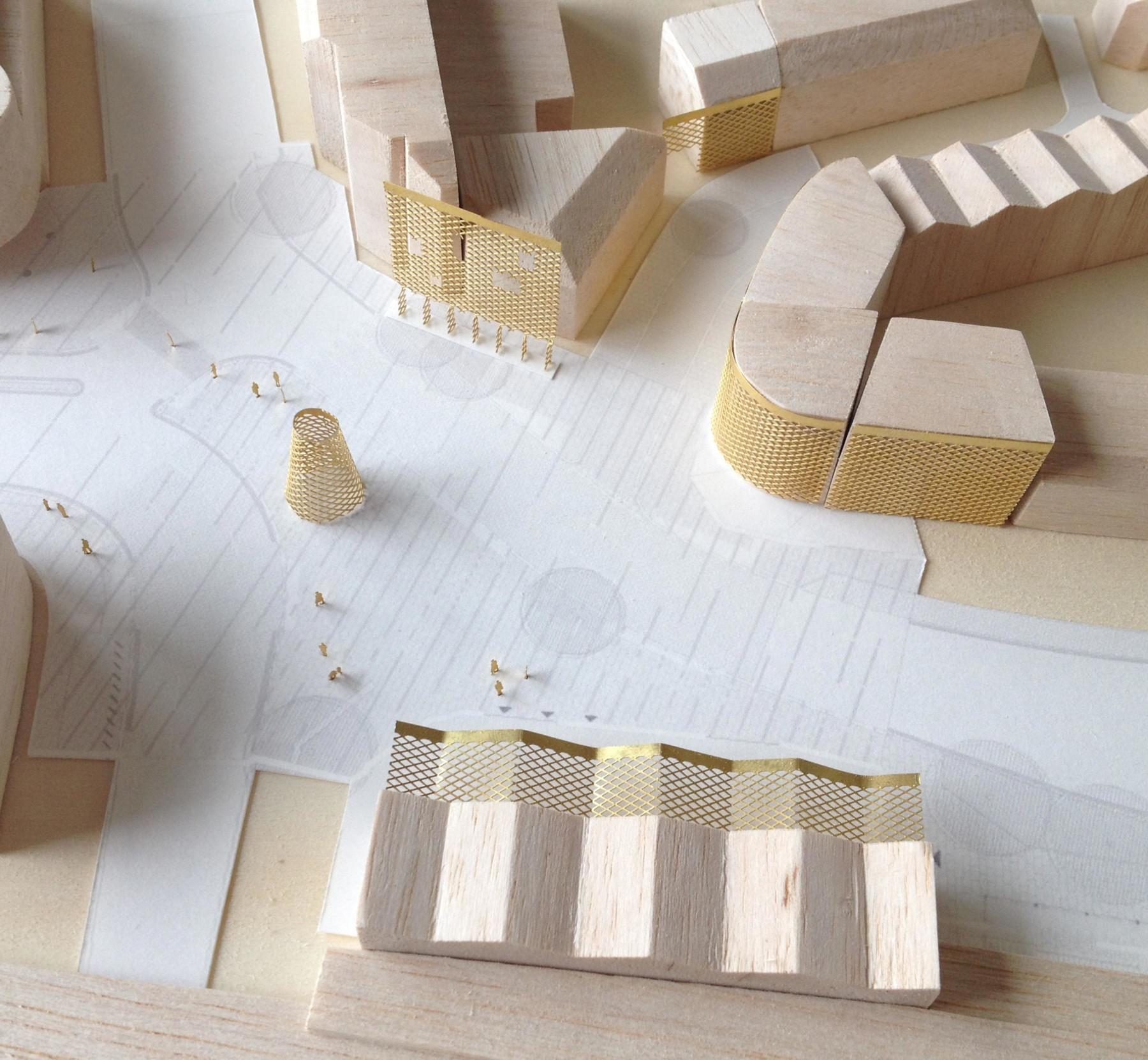 Sarah-Wigglesworth-Architects Kingston-Mini-Holland Context Model 3600