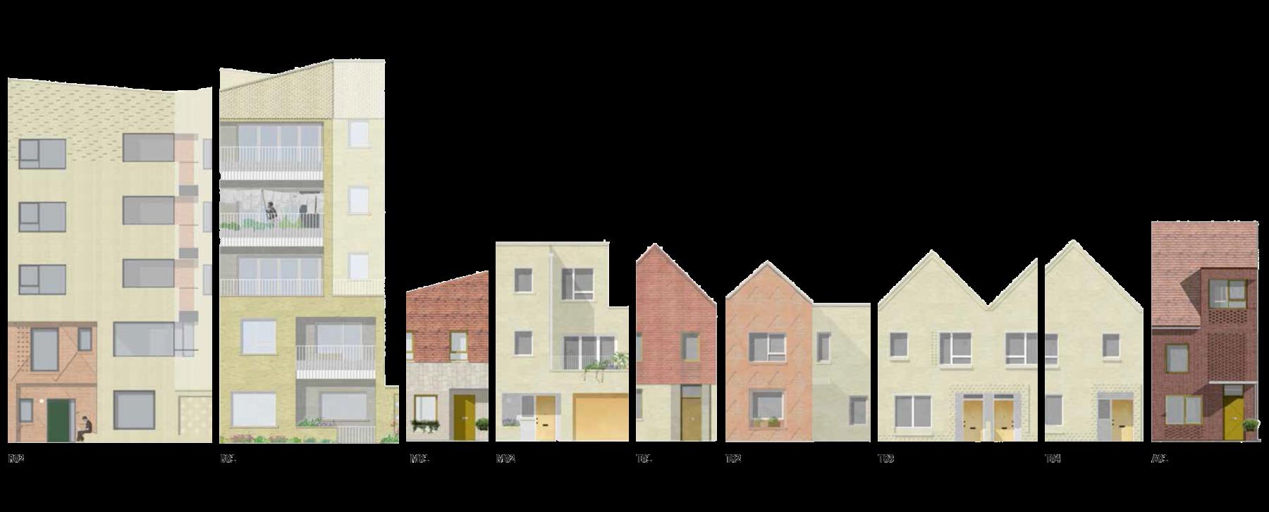 Sarah-Wigglesworth-Architects NWC elevations 3600