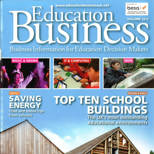 Education Business Cover