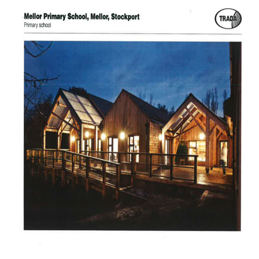 2017 TRADA Mellor Primary School