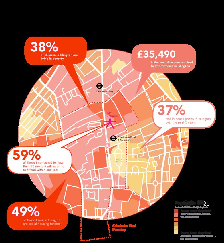 Sarah-Wigglesworth-Architects Unlocking-Pentonville Analysis Justice Diagram 1800