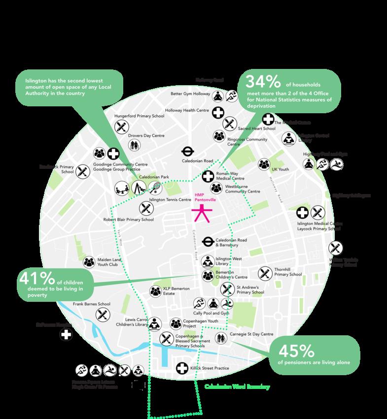 Sarah-Wigglesworth-Architects Unlocking-Pentonville Analysis Wellbeing Diagram 1800