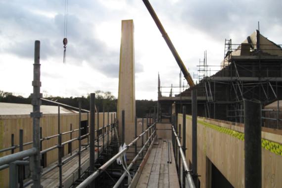 Sarah-Wigglesworth-Architects Sandal-Magna-Timber-Construction