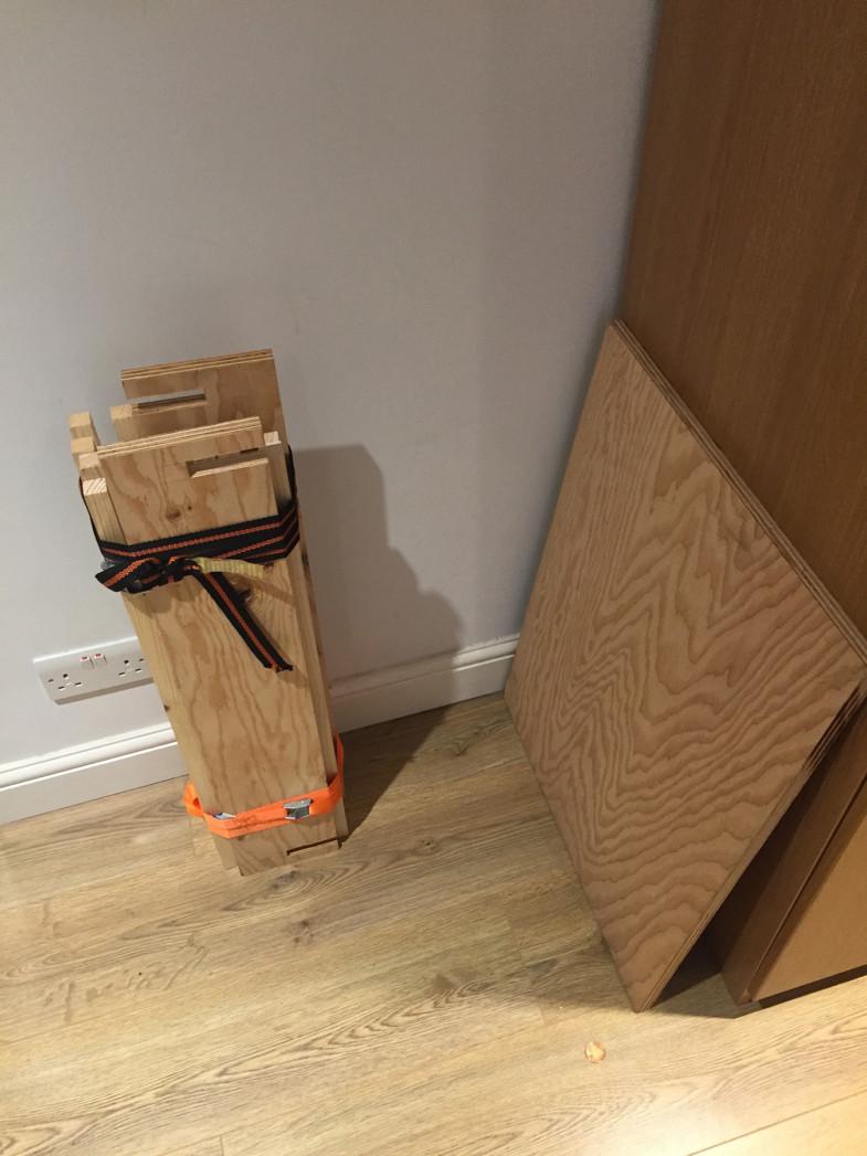 Flatpack design 1800