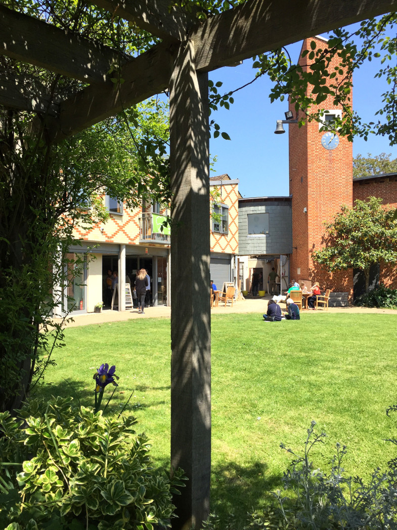 Sarah-Wigglesworth-Architects Insight-Visit-Bromley-by-Bow Bell-Tower 1800
