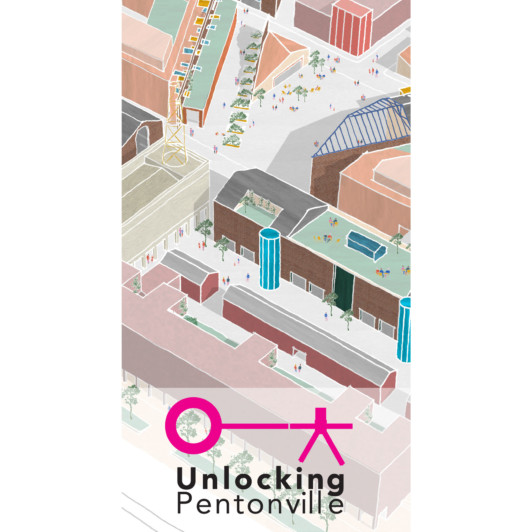 2017 Sarah-Wigglesworth-Architects Documenting-Unlocking-Pentonville