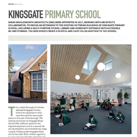 PCM Kingsgate School sq image