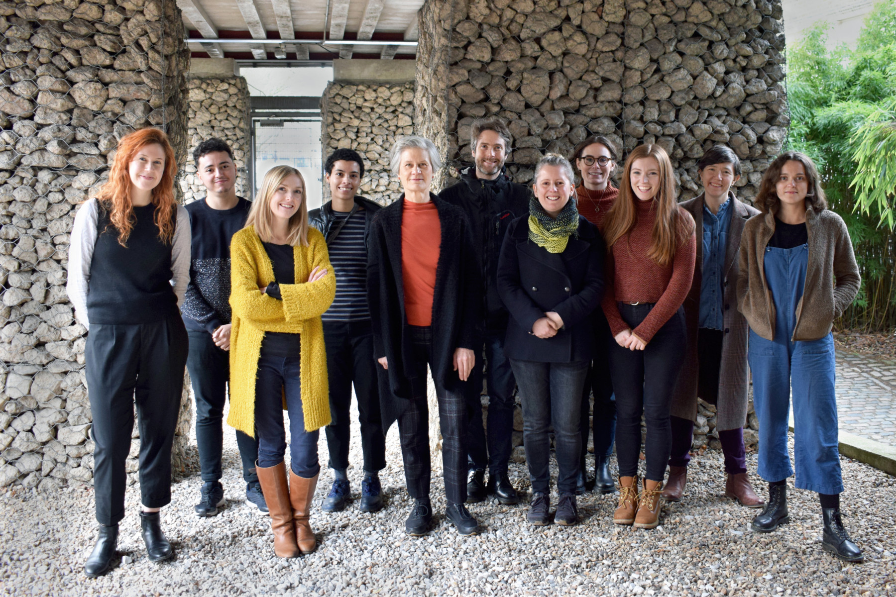Sarah-Wigglesworth-Architects-Team 2019