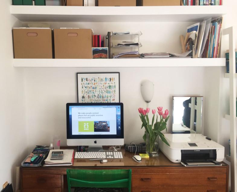 EB Desk