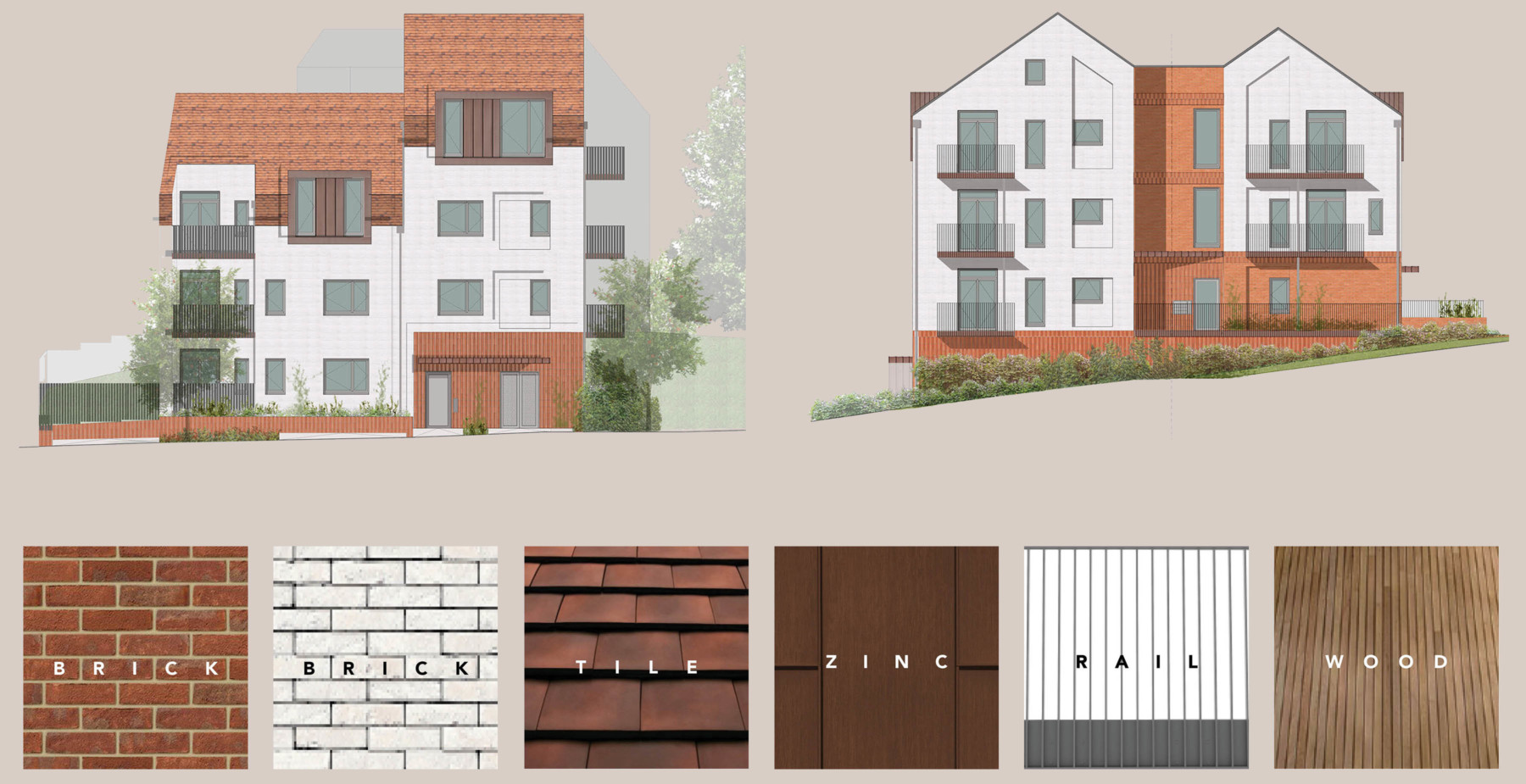 Sarah Wigglesworth Architects Covington Court Elevations Website background