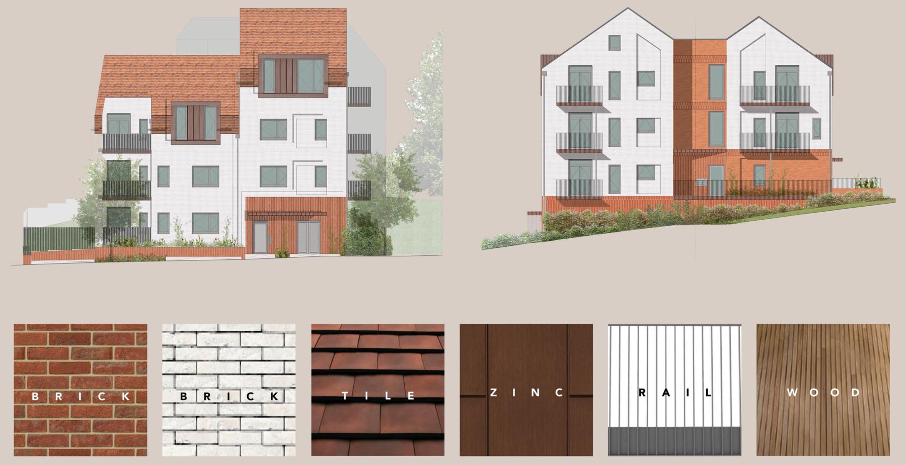 Sarah Wigglesworth Architects Covington Court Elevations Website background