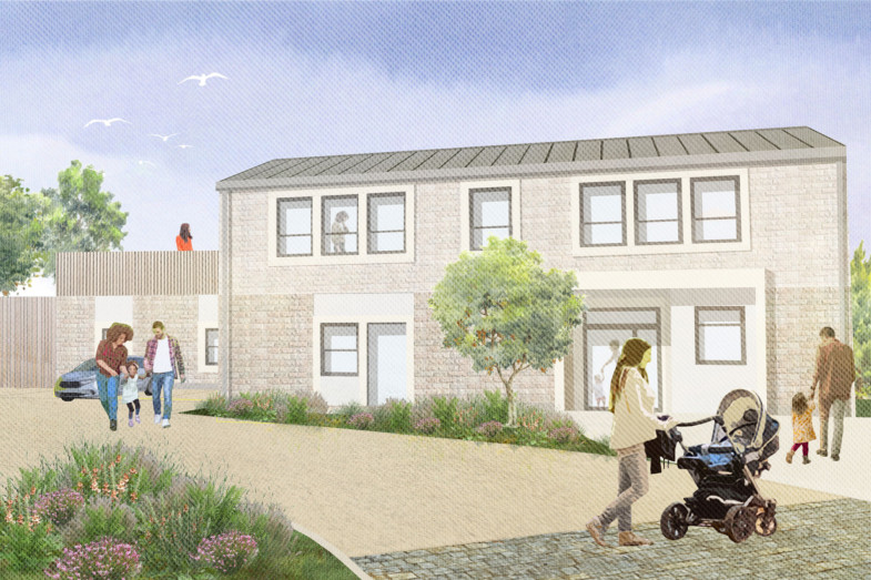Sarah-Wigglesworth-Architects Portland-Nursery Front-View 1800