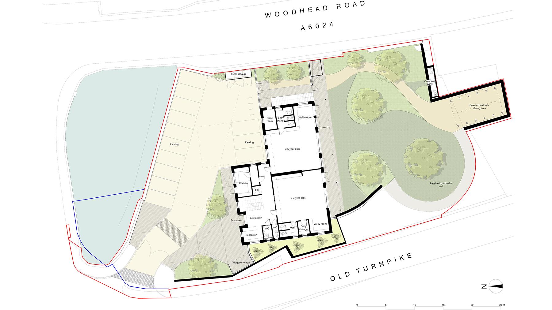 Sarah-Wigglesworth-Architects Portland-Nursery Ground Floor-slide
