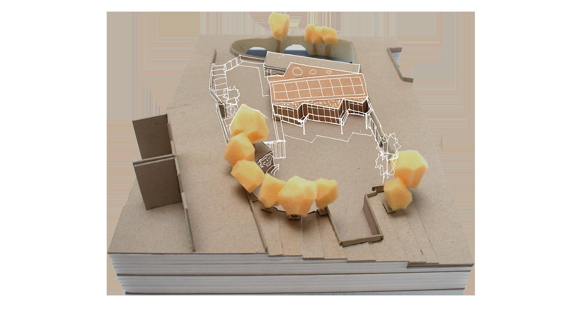 Sarah-Wigglesworth-Architects Portland-Nursery Model-3 1800-slide